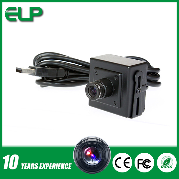 1.0 megapixel 720p OV9712 micro mini cmos usb camera with 6mm lens and aluminum mini case(China (Mainland))