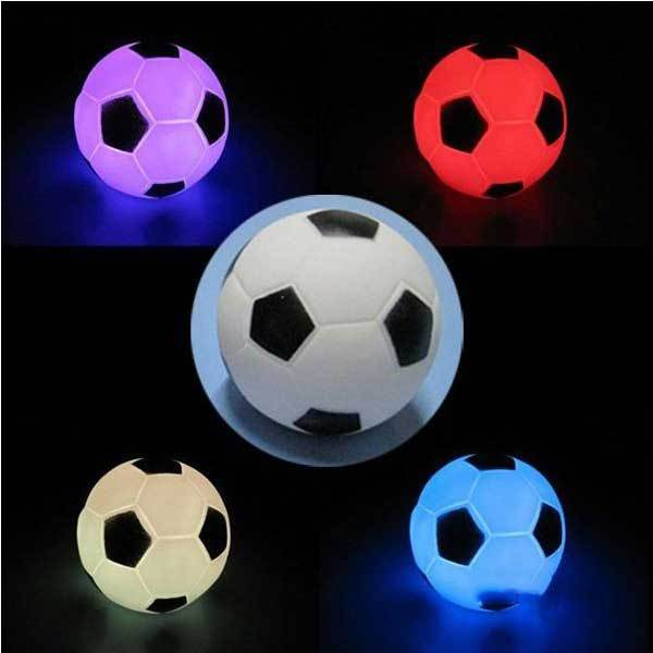 BuckMax Cheap 2014 Brazil World Cup Colorful Night Light Children Night Light(China (Mainland))