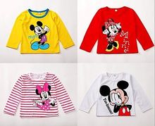 Cartonon Picture Baby Girls Boys Kids Long Sleeve Blouses Tops Shirt Hoodie(China (Mainland))