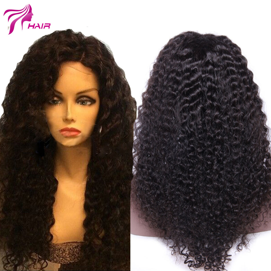 Peruvian Lace Front Wig Curly Human Hair Wigs Lace Front Human Hair Wigs Black Color Cheap Human Hair Wigs Rpgshow Hair Product<br><br>Aliexpress