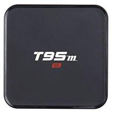 Sunvell T95M Smart TV Box Amlogic S905 Quad Core 64Bit Android 5.1 4K HD Set Top Box 2GB 8GB 2.4GHz Kodi 16.0 WiFi Bluetooth 4.0(China (Mainland))