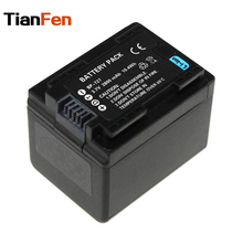 TianFen 1Pcs BP-727 BP 727 Camera Battery for Canon BP-718 VIXIA HF M50 M500 M52 R30 R300 R32 VIXIA  R40 R42 R400 Camcorder z1