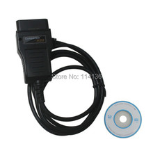 100% Original Xhorse HDS Cable OBD2 Diagnostic Cable with 7 languages for choosing and freeshipping(China (Mainland))