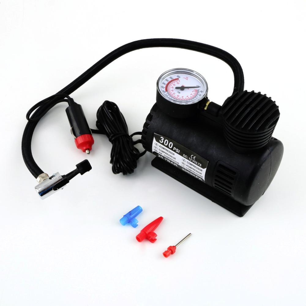 Компрессор для шин Auto Electric Car Pump 1 12V Infaltor diy brand dollar price 12v oil for diesel fluid sump extractor transfer pump for electric motorbike car oil transfer pump