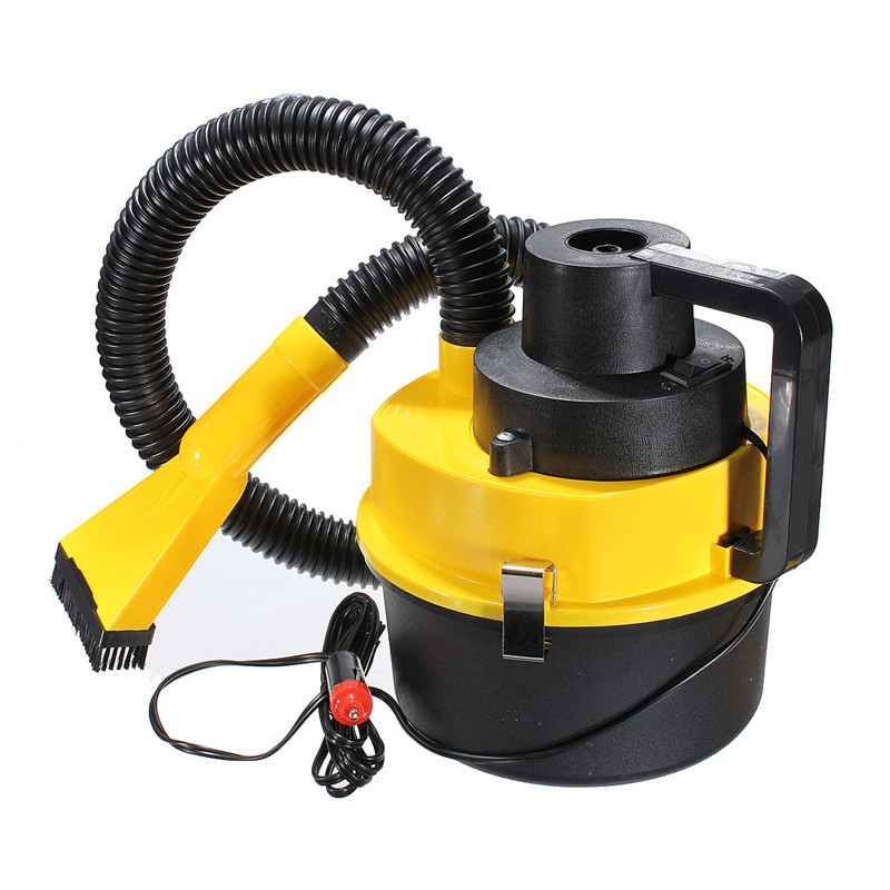 2016 Durable Quality Auto Car Boat Truck Van Portable 12V Wet And Dry Vacuum Cleaner Hoover Air Pump(China (Mainland))
