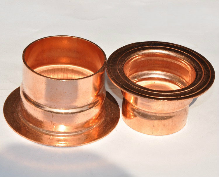 Free shipping 54mm copper flange water pipes directly for Copper pipes price