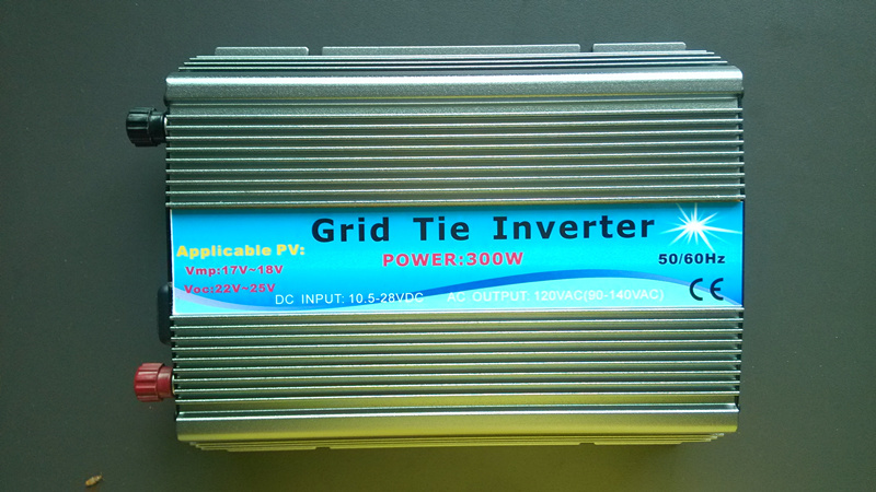 500W DC18~48V AC120V micro grid tie inverter with MPPT function free shipping@&# *(China (Mainland))