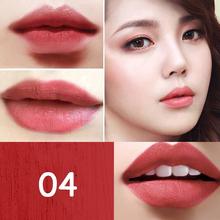 1Pcs Waterproof long lasting moisturizing Matte Lipstick Women Makeup maquiagem Lips Gloss Lip Balm Lip stick #84289(China (Mainland))