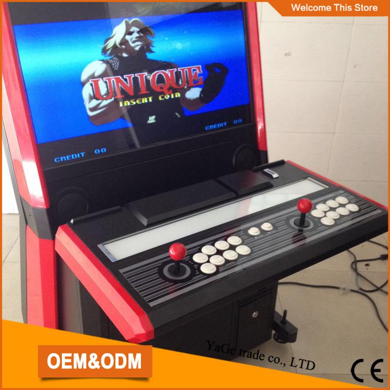 Direct manufacturers use the pandora box 4 arcade machines(China (Mainland))
