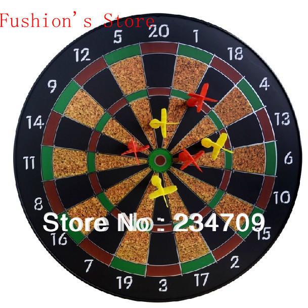 Free shipping,High grade 12 inch magnetic magnet darts suit/adult child imitate darts injured/office  Dartboard/darts ,1 pcs/lot