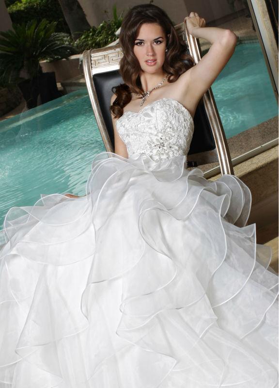 2016 Специальное Предложение Спинки Драпированные Природные Свадебные Платья Новый Пользовательский Дизайн Милая Свадебное Платье Свадебное Платье Бесплатная Доставка