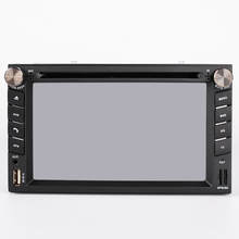 """Double DIN 2 Din 6.2"""" dash Car Stereo CD DVD Player GPS FM Stereo Radio Receiver USB Port and SD Card Slot Bluetooth(China (Mainland))"""