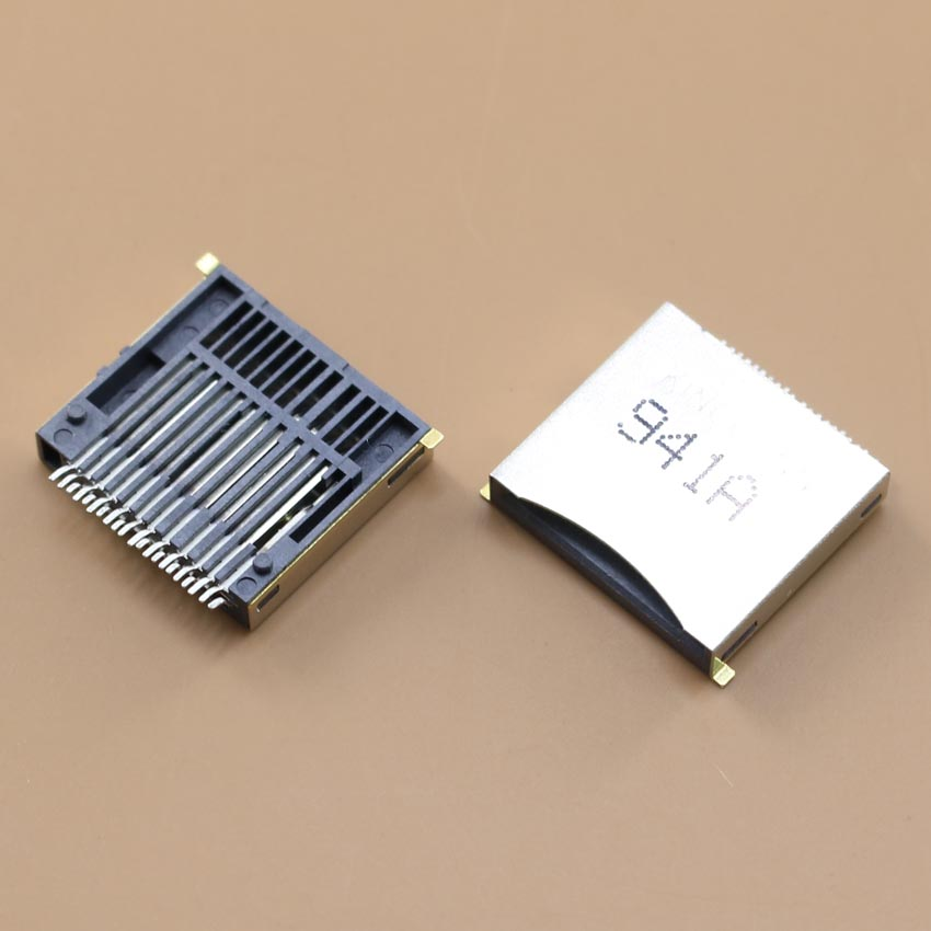 Replacement memory card socket connector for HTC and many other smart mobile phone.(China (Mainland))
