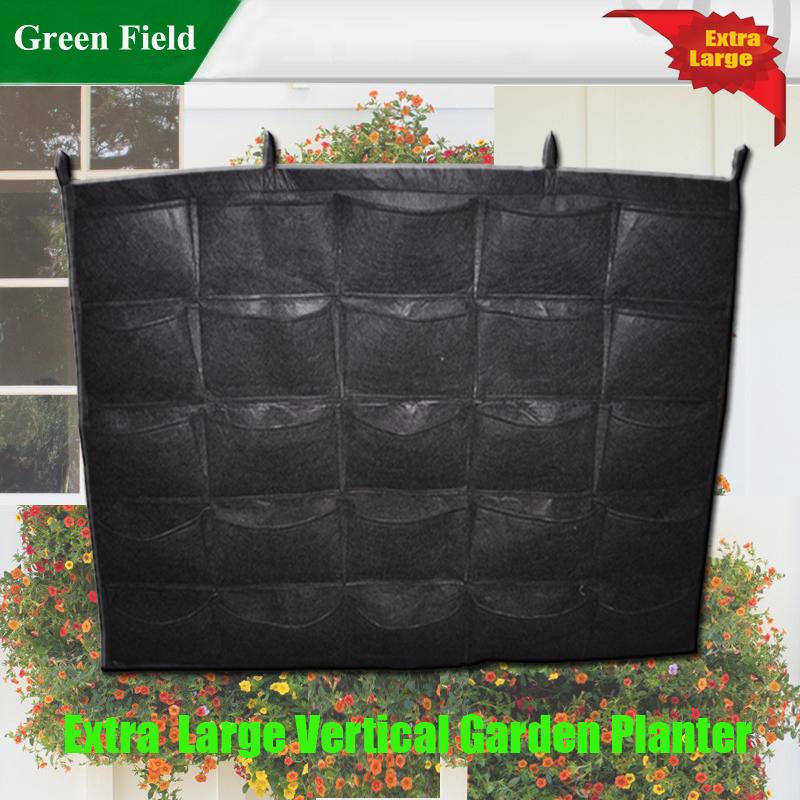 Florafelt Living Wall Planter Vertical Garden Planter 25