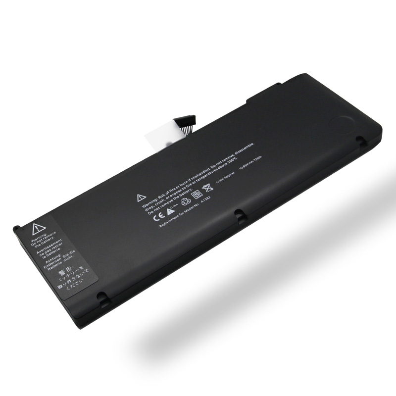 "10.95V 73WH 6cell Brand New Replacement Laptop Battery for Apple MacBook Pro 15"" A1382 A1286 i7 Unibody Series(China (Mainland))"