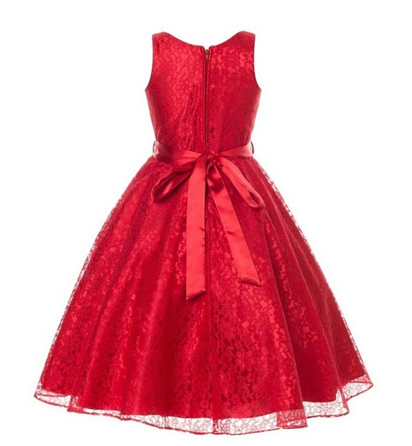 Elegant Princess Dress for Girls