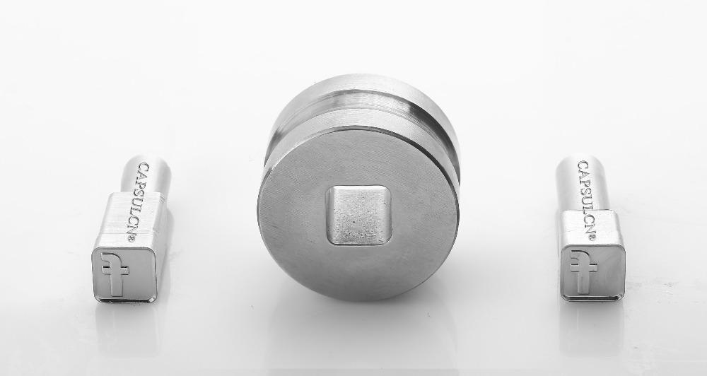 12mm (TDP-1.5/0) Facebook Stamp Die Molds For Punch Tablet Press Machine(Hong Kong)