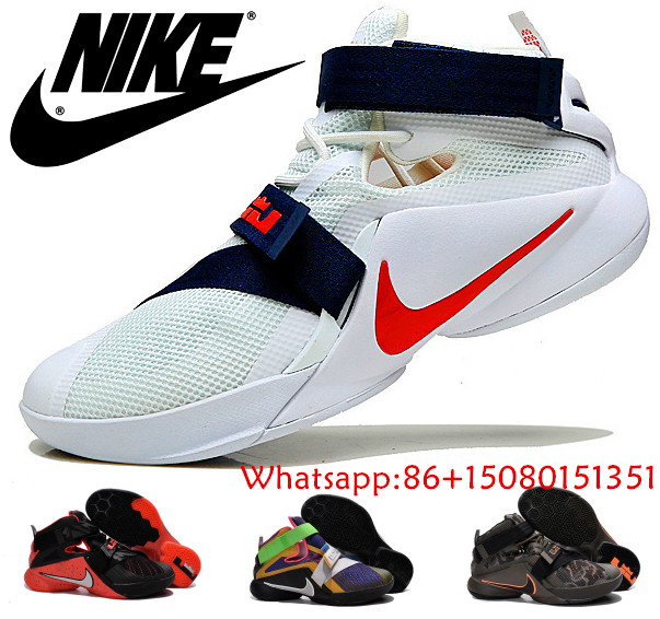 2016 High Quality Cheap 9 Mens 9 sOldiErEs Red Blue White Black CaMo pE eM Men ShoES Eur 40-46 Us 7 8 8.5 9.5 10 11 12 For Sale(China (Mainland))