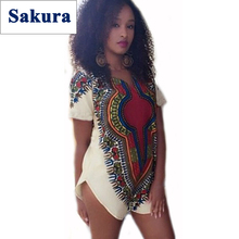 Women Print Tshirt Dress Summer Style 2015 Sexy Slit Bandage Bodycon Party Dresses Beach Mini Vestidos Plus Size Women Clothing(China (Mainland))