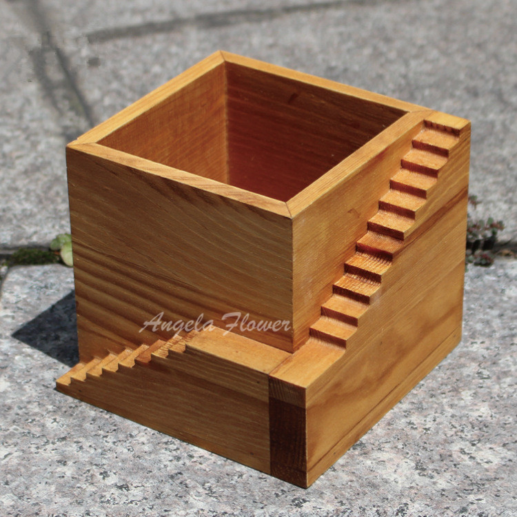 Popular Square Wood Vase Buy Cheap Square Wood Vase Lots