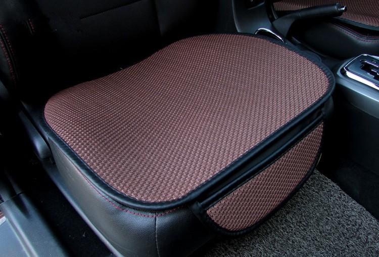 12 V Elemento Calefacción Asiento Acolchado Térmico Apoyacabeza Delantera Cubierta Para Mercedes