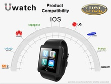 Brand New Fashion Smart Watch U10L For Men Women Comfort On Wrist 3Color Watches For Android