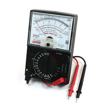 TY960 AC/DC Voltage Current Battery Test Fuse Diode Protection Analog Meter(China (Mainland))