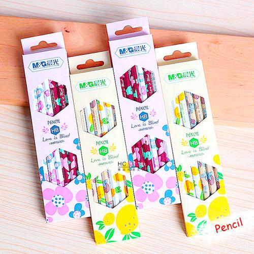Duolala Stationery Supplies Korea Advanced Wooden Pencil