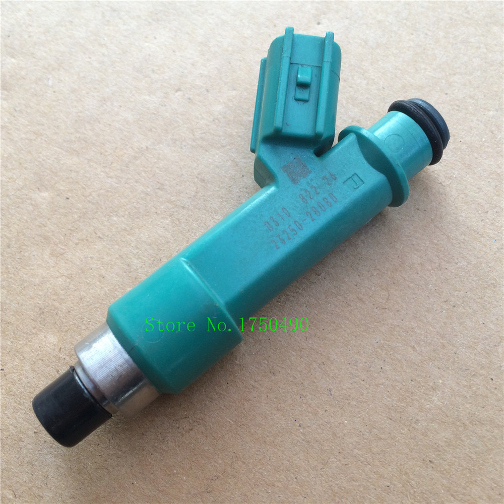 Fuel Injector ASSY/Original Injection Nozzle 12 holes renewed For Toyota LEXUS ES240/350 ALPHARD CAMRY MATRIX RAV4 23250-28080(China (Mainland))