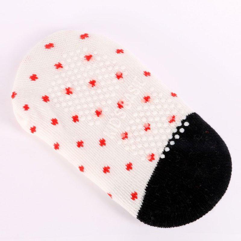 Дети Младенцы Снежинка Тапочки Носки С антискользящим покрытием Детская Кровать В Обуви Носки