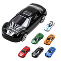 6Pcs High Simulation Exquisite Model Car Rc Car Toys Car Styling Van Fashional Alloy Model Excellent