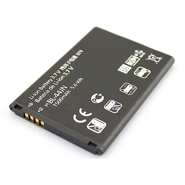 BL-44JN BL 44JN Mobile Phone Li-ion Battery for LG Optimus Black P970 QL55C Straight Talk(China (Mainland))