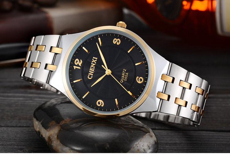 Парные часы из Китая