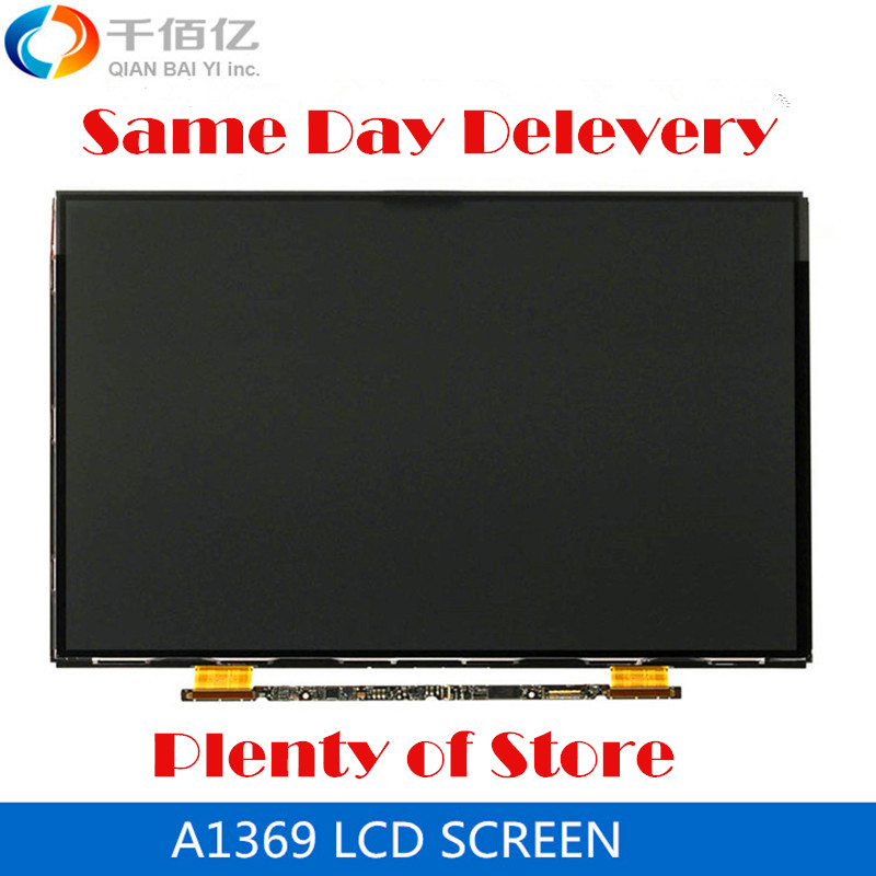 Original New A1369 A1466 LCD Screen Display 13'' LCD For Macbook Air LP133WP1 2010-2013 100% tested well