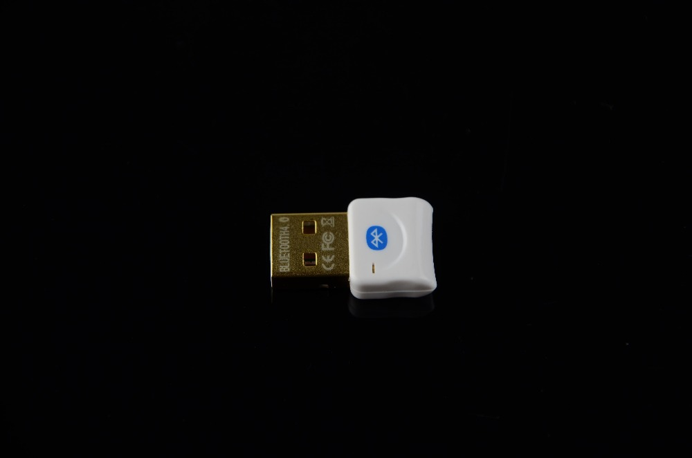 Bluetooth 4.0 Dongles Mini USB 2.0/3.0 Bluetooth Dongle Adapters Dual Mode adapter CSR4.0 for Computer Laptop PC(China (Mainland))
