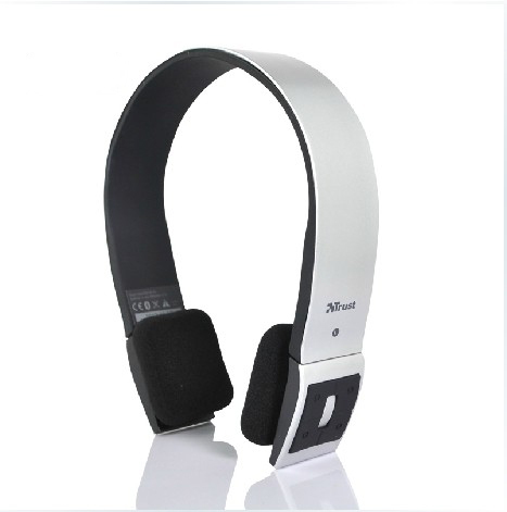 2014 Wireless Headphone & Bluetooth Headset with MIC For iPhone iPad Smart Phone Tablet PC Stereo Audio Freeshipping(China (Mainland))