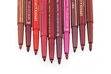Sexy Professional Lipliner Pen Pencil Makeup Multi-Colors Cosmetic Lip Liner(China (Mainland))