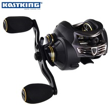 KastKing Stealth 11+1BB Carbon Body Right Left Hand Bait Casting Carp Fishing Reel High Speed Baitcasting Pesca 7.0:1 Lure Reel(China (Mainland))