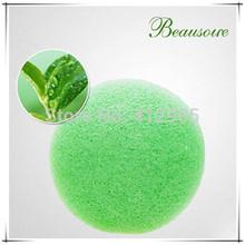 Konjac Sponge Cosmetic Puff Esponja Maquiagem Skin Care 12Pcs/Set Free Shipping 100% Natural Facial Face Care
