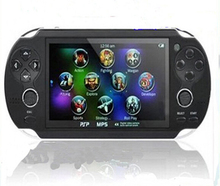 New 2015 8GB Handheld Game mp5 Player mp3 Player mp4 Player With Dual Joystick Camera FM TV-Out Portable Game Console(China (Mainland))