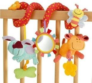 Детская погремушка Baby Educational Toy Elc 1523 bed Hanging elc мышиный домик чайник серия счастливая страна