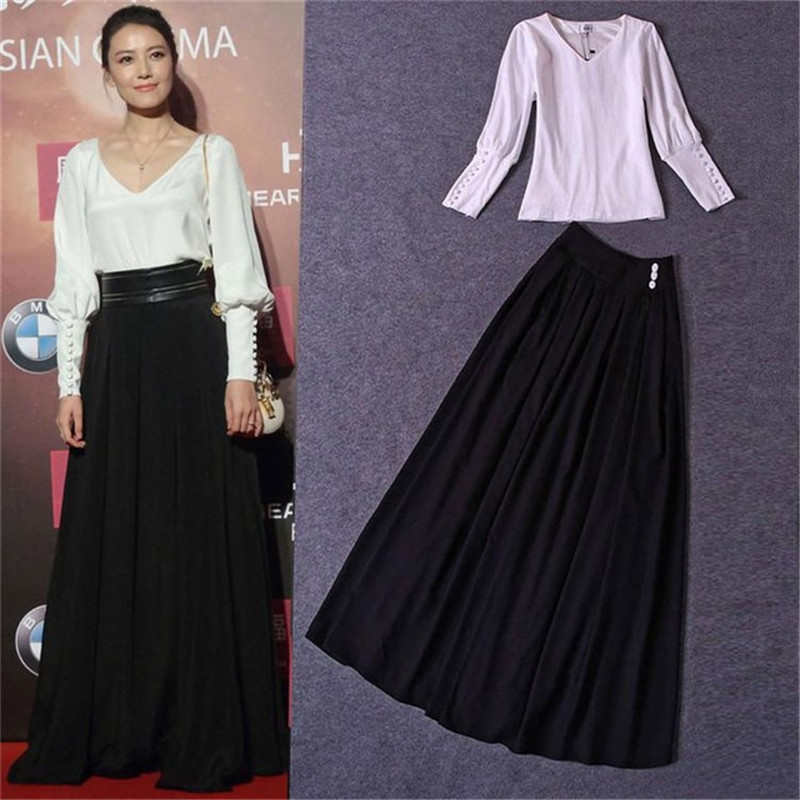 Online Get Cheap Blouse for Maxi Skirt -Aliexpress.com | Alibaba Group