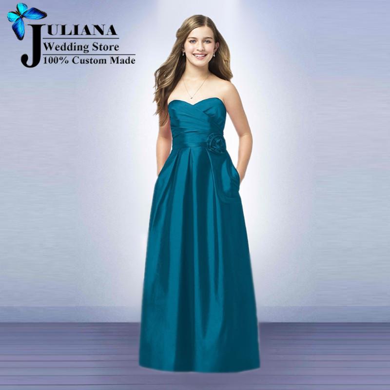 Acheter turquoise robes de fille pour les for Robes maxi design pour les mariages