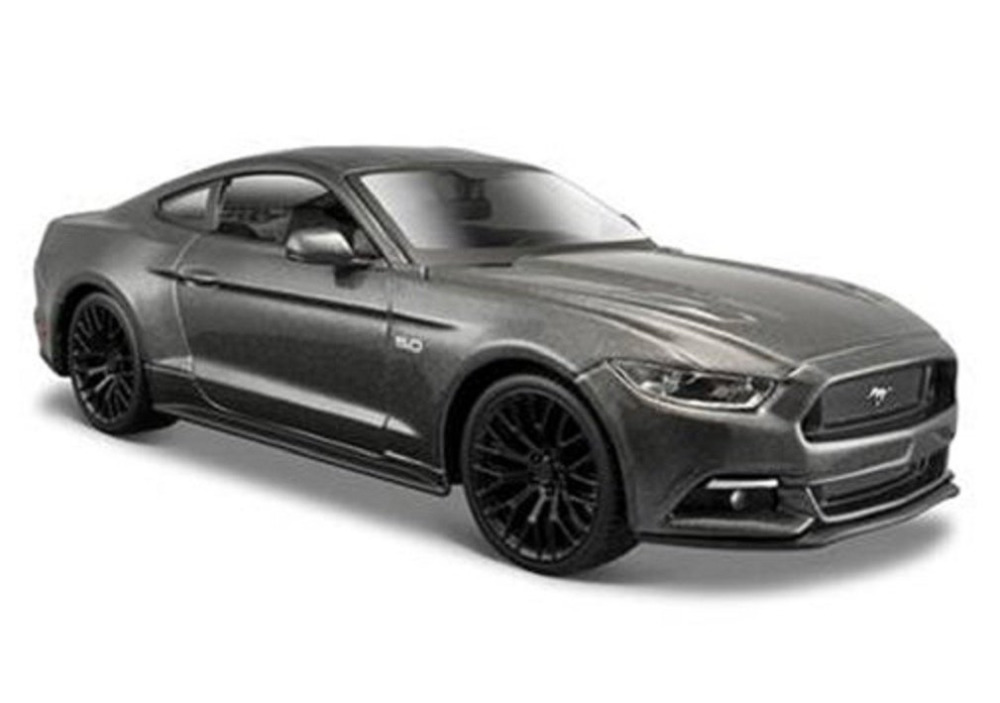 Maisto 1:24 2015 Ford Mustang GT 5.0 Classic Modern Muscle Diecast Model Car Toy New In Box Free Shipping(China (Mainland))