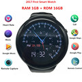 2017 Newest SmartWatch IQI I4 Android 5 1 MTK6580 RAM 1GB ROM 16GB Heart Rate Smart