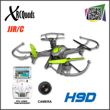 JJRC H9D RC Quadcopter 2.4G Professional drones Helicoptero FPV Quadcopter With 2MP HD Camera RTF VS Hubsan H107D Cheerson CX-20