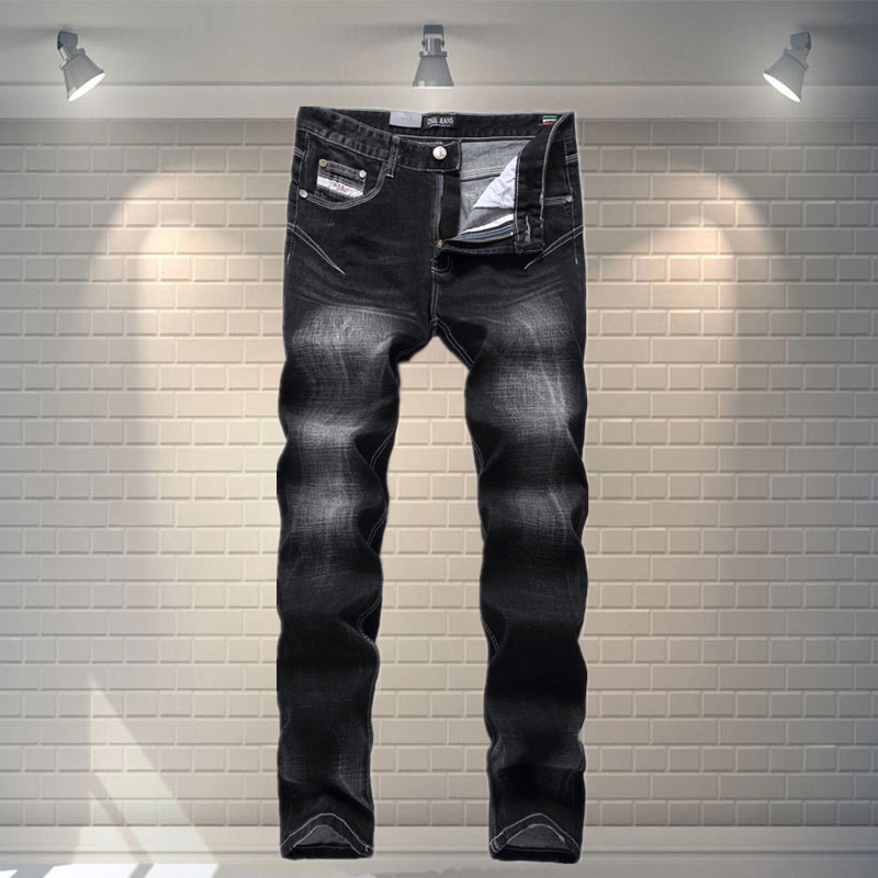 High Quality Mens Jeans Black-Buy Cheap Mens Jeans Black lots from ...