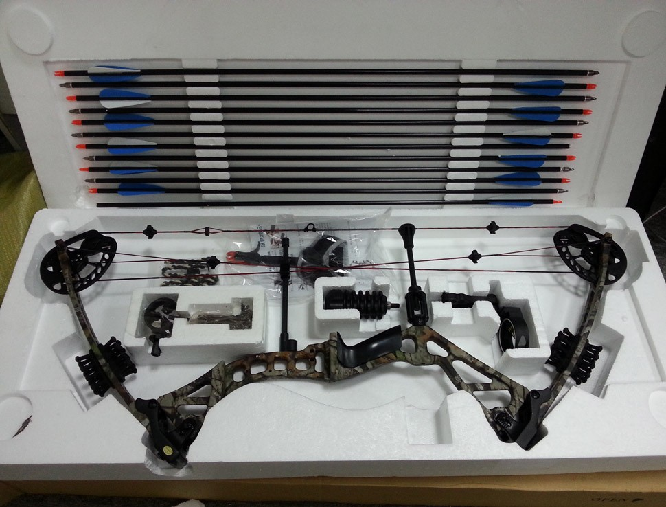 how to measure compound bow draw weight