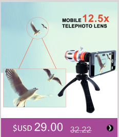 High Quality 20X Macro lens Mobile Phone Camera Lenses For iPhone 6 6S 7 Plus Samsung S3 S4 S5 S6 S7 Huawei LG Microscope Lentes