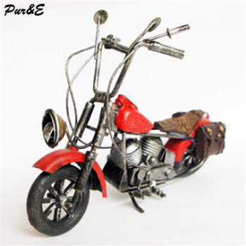 Hot fashion creative iron motorcycle model gifts home decoration metal crafts 2015 HDC1238 - Pur&E Co., Ltd. store